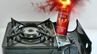 Your Portable Butane Stove CAN Explode!