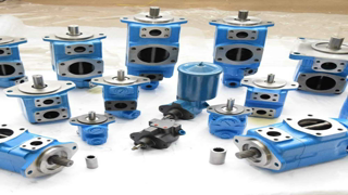 Hydraulic Pumps Types of and how are they work?