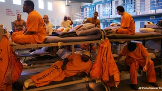 STATE PRISON EMPLOYEE BLOWS WHISTLE - KILL SHOT FOR ALL VISITORS AND ALL INMATES!