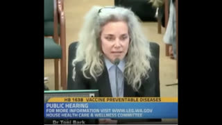 Dr Toni Bark - 5 horrific things you wish you already knew about Mandatory Vaccines