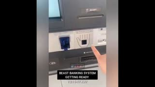 """Beast Banking System Getting Ready! """"Vaccination Passport"""", """"UV Identification"""" or the microchip ..."""
