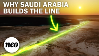 Why Saudi Arabia Is Building a Linear City