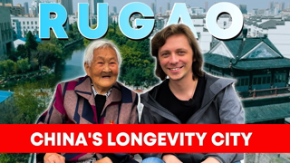 City where people LIVE LONGER than anyone in CHINA