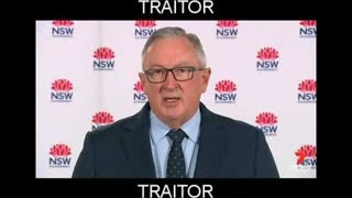 Australian NSW Health Minister - We've Got To Accept That This Is The NEW WORLD ORDER