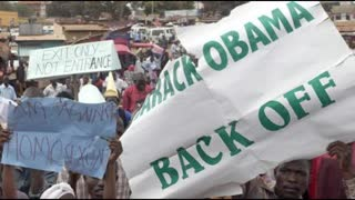 Africans Do Not Want Obama To Spread His Gay Message In Africa