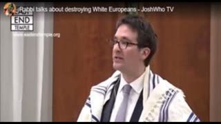 yet-another-rabbi-commanding-j£ws-to-utterly-destroy-the-white-race