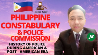 History of Police in the Philippines During American & Post-American Era (Philippine Constabulary)