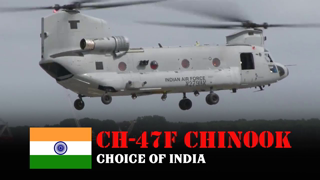 Why Does India Love Chinook Helicopters, But Israel Ignores It?