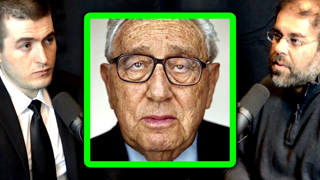(They Live Gear) Jews discuss how Henry Kissinger controlled the most powerful people in the world | Jeremi Suri and Lex Fridman