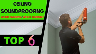 Top 6 Ceiling Soundproofing Tips - What Works What Doesn't