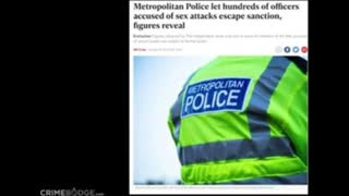Sarah Everard- cover up of police perverts