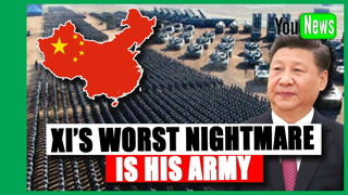 People's Liberation Army Doesn't like CCP. China fears great PLA mutiny after Galwan humilation.