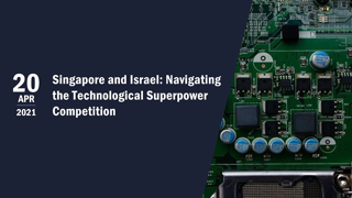 Singapore and Israel: Navigating the Technological Superpower Competition (They Live Gear)