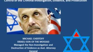 FILTHY JEW - CHERTOFF - GETS POUNDED BY 911 CALLERS - JEWS DID 911