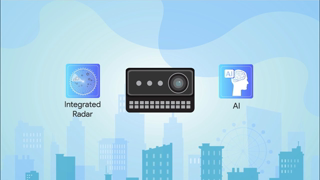 WavesVision: Meet the World's 1st real-time radar camera