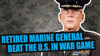 A Marine general led a fictional Iran against US military – and won