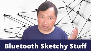 How Jews will use Blue Tooth frequency and Nanobotted Slaves against You - Hey Bluetooth, What's New? : Oh, We Want to Chip You