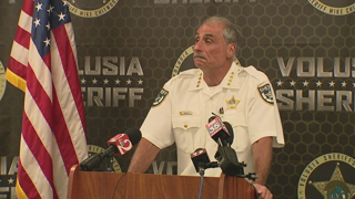 Volusia County Sheriff gives update on shootout between juveniles, deputies