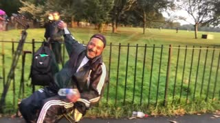 """ESCHATOLOGY BY UNCLE OMAR """"THE HOUR WON'T COME UNTIL"""" WATCH THE SPEECH 