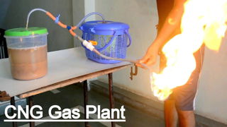 How to Make Fuel Gas by fruits and vegetables waste | Bio Gas Plant