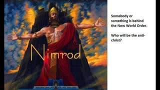 Rick Miracle Video Library #82, 2016 video, Are we seeing more proof that Nimrod Baal is Antichrist
