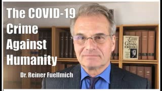14-06-2021 - Dr.Reiner Fuellmich Interview by Jorn Luca - Covid-19 Crimes - Population Control