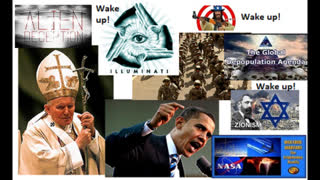 Rick Miracle Video Library #42, 2011 Videos on Illuminati, Dark Entities, and Chemtrails