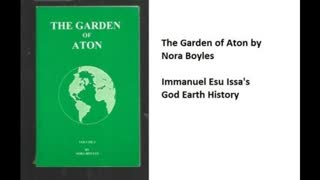 Freemasonry and Satanism, book review 276 pt 1, The Garden of ATON by Nora Boyles