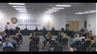 Indiana doctor spoke at his city council about misinformation from CDC on COVID and VAX
