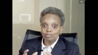 Lori Lightfoot wants People to Pledge Allegiance to the New World Order