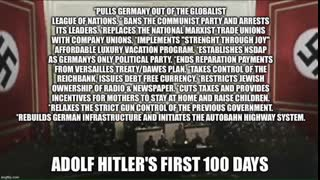 """Listening to Deanna Spingola on """"THE REAL HITLER"""""""