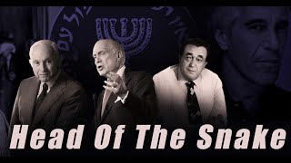 Head of the Snake - Wexner, Maxwell's, Mossad & Mega Group Exposed