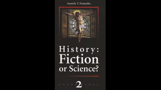 History - Fiction Or Science Vol. 2 By Anatoly Fomenko
