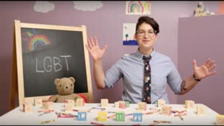 The Jewish Lesbian From Queer Kids Stuff