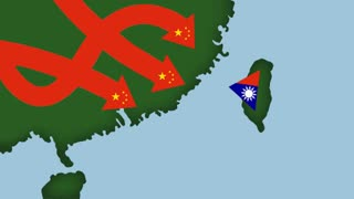 Taiwan is the Legitimate Government of China - Jews Created Communism