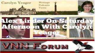 Alex Linder On Saturday Afternoon With Carolyn Yeager