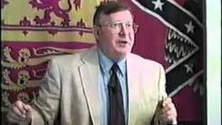 Pastor James Wickstrom - GIVEN ONLY TO HIS RACE
