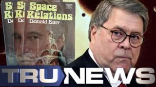 July 6 2020 AG Barr's Dad Wrote Sci-Fi Book Foreshadowing Epstein Child-Sex Ring For Global Elites
