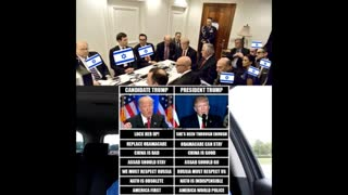 Trump Is Just Another Zionist Puppet In A WWE Political Theater Matthew North