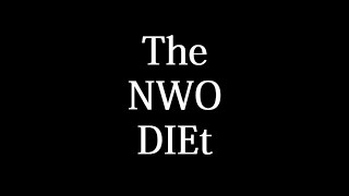 The NWO DIEt - Countering Jew Propaganda With Facts