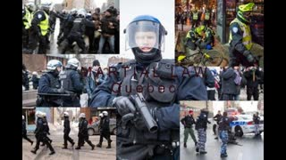 POLICE STATE is not coming, it is HERE!  JEW WORLD ORDER.  Full martial law. COMING TO YOUR TOWN SOON