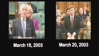 Two Prime Ministers One speech Canadian and Australian Link to Illuminati