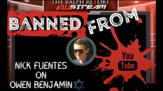 BANNED FROM YOUTUBE (Originally uploaded on July 26, 2019- Removed on 4-27-2021)