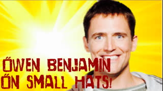 Big Bear Owen Benjamin On the Small Hats