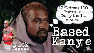 BASED Kanye West on Cannon's Class w/Nick Cannon