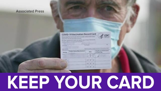 Why you might need your COVID vaccination card in the future