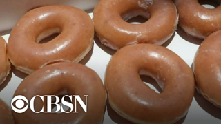 Krispy Kreme will give you a free doughnut every day this year — if you've been vaccinated