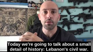 French youtuber and former military man 'Reinho' give his take on the current events unfolding in France by telling the not so well known story of the Lebanese civil war