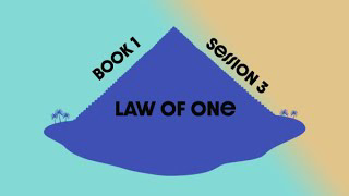 Law of One The Ra Material | Book 1, Session 3 | Pyramids built not cut | Speaking with the one True Creator