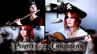 Pirates of the Caribbean - Up is Down (Gingertail & Sofia Taro)